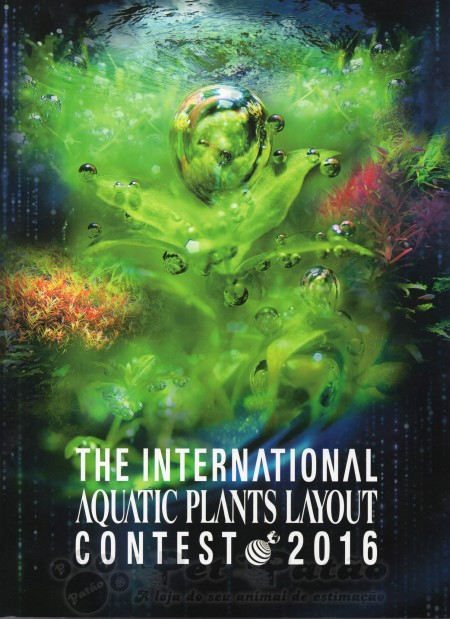ADA CATALOGO IAPLC 2016 - THE INTERNATIONAL AQUATIC PLANTS CONTEST 2016