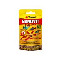 TROPICAL NANOVIT  TABLETS SACHE 10G - UN