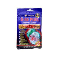 TROPICAL DISCUS D-50 PLUS FLAKES 12G SACHE - UN