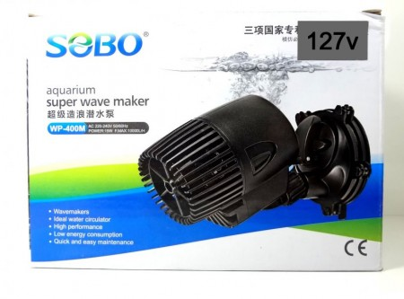 SOBO WAVE MAKER WP-400M 10000L/H 127V - UN