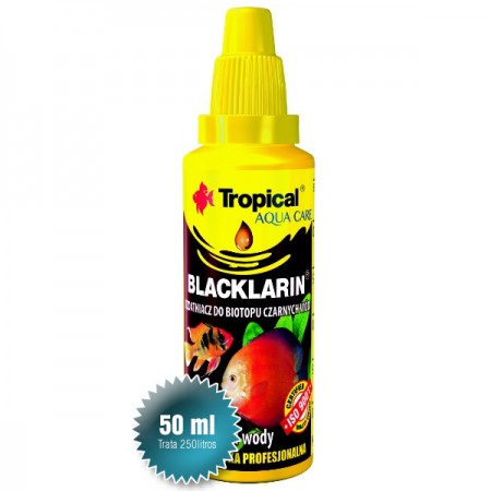 TROPICAL BLACKLARIN 50ML ( BLACK WATER ) VAL 03/2020 - UN