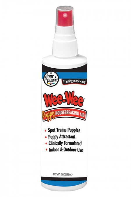 ATRATIVO SANITÁRIO WEE-WEE PUPPY HOUSEBREAKING AID 236ML