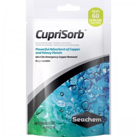 SEACHEM CUPRISORB 100ML - UN