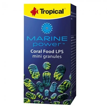 TROPICAL MARINE POWER CORAL FOOD LPS MINI GRANULES 70G - UN