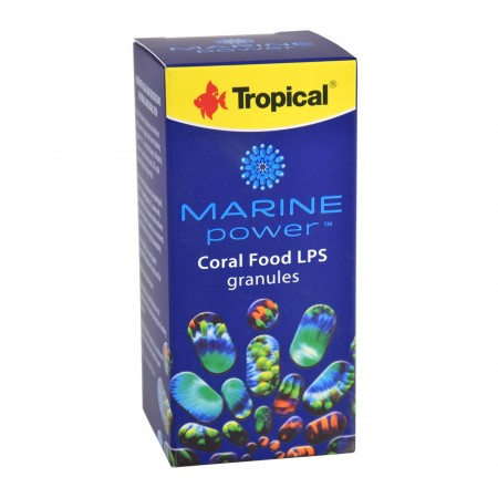 TROPICAL MARINE POWER CORAL FOOD LPS GRANULES 70G - UN