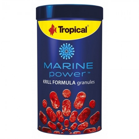 TROPICAL MARINE POWER KRILL FORMULA GRANULES 540G - UN