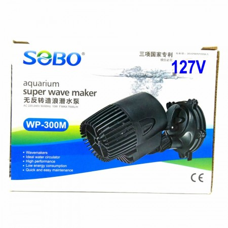 SOBO WAVE MAKER WP-300M 7000L/H 127V - UN