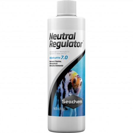 SEACHEM LIQUID NEUTRAL REGULATOR 7.0 250ML TAMPONADOR PH NEUTRO