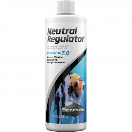 SEACHEM LIQUID NEUTRAL REGULATOR 7.0 500ML TAMPONADOR PH NEUTRO