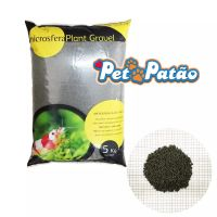 SOMA SUBSTRATO MICROSFERA PLANT GRAVEL CERAMIC BLACK (1-2MM) 5KG
