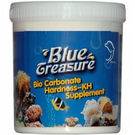 BLUE TREASURE SUPLEMENTO BIO CARBONATE HARDNESS KH SUPPLEMENT 450G - UN