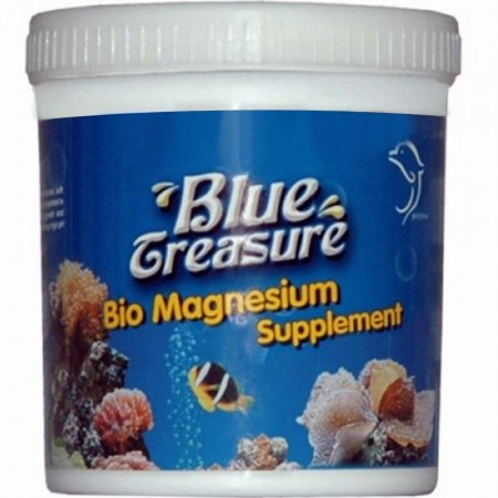 BLUE TREASURE SUPLEMENTO MAGNESIO ( BIO MAGNESIUM SUPPLEMENT ) 450G - UN