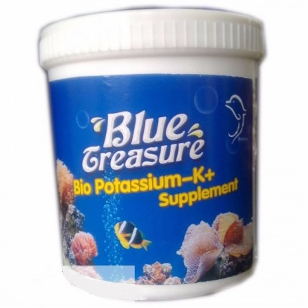 BLUE TREASURE SUPLEMENTO POTASSIO K+ ( BIO POSTASSIUM SUPPLEMENT ) 450G - UN