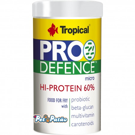 TROPICAL PRO DEFENCE MICRO POWDER 60G - UN