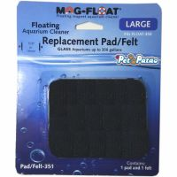 MAGFLOAT REFIL PAD/FELT FLOAT-350 ( REFIL FELTRO E VELCRO DO MAGFLOAT LARGE ) 16MM - UN