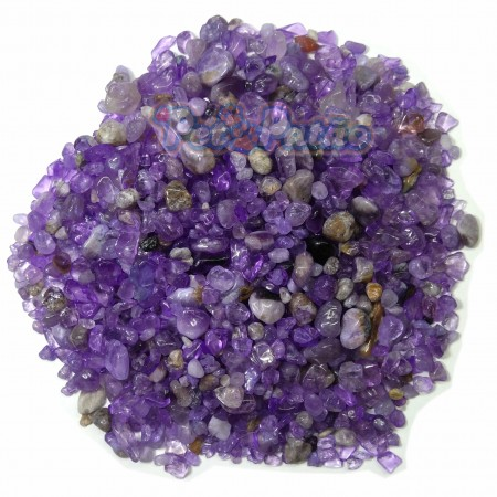 SUBSTRATO SOMA MICROSFERA NATURAL GRAVEL TOP PURPLE (3-5mm) - 1KG