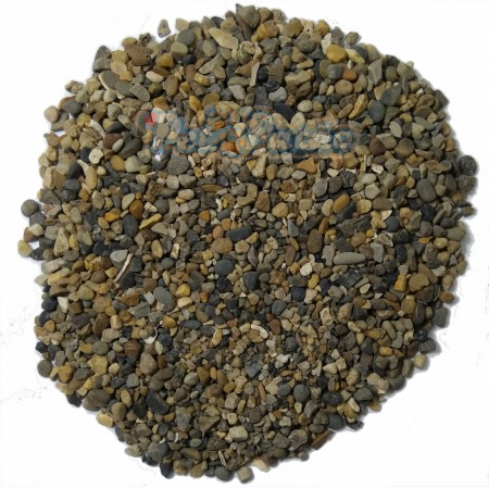 SUBSTRATO SOMA MICROSFERA NATURAL GRAVEL CICHLID MIX (2-4mm) - 1KG