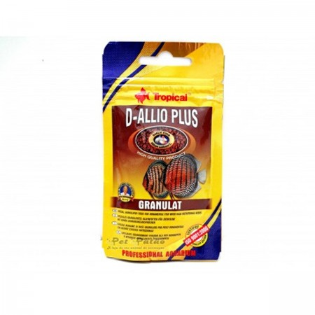 TROPICAL D-ALLIO PLUS GRANULAT 80G SACHE - UN