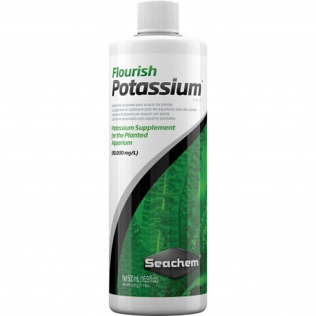 SEACHEM FLOURISH POTASSIUM ( FERTILIZANTE - POTASSIO ) 500ML - UN