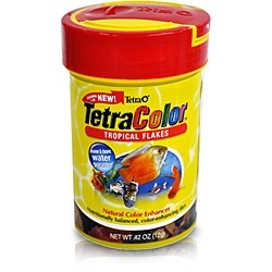 TETRA COLOR FLAKES 12G PROCARE - UN