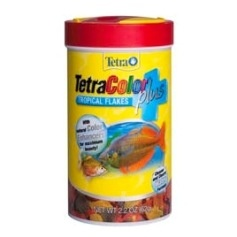 TETRA COLOR FLAKES PLUS 28G - UN