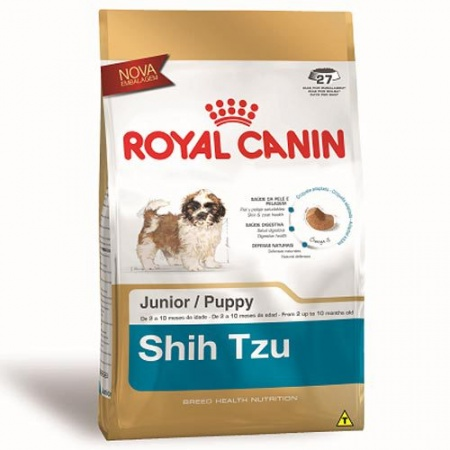 ROYAL RAÇAS SHIH TZU JUNIOR 28