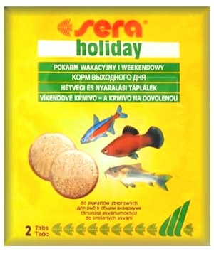 SERA HOLIDAY SACHET 2 TBS -   UN