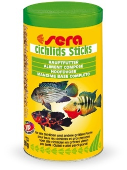 SERA CICHLIDS STICKS 90G - UN