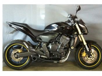 Escapamento Firetong Willy Made Honda Hornet 2008 a 2014 Full 4x2x1