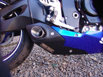 Escapamento Firetong Willy Made para Suzuki GSXR750 2010 a 2013 Full 4x1