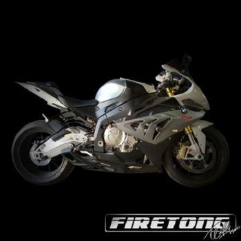 Escapamento Willy Made Full para BMW S1000RR 2010 a 2014