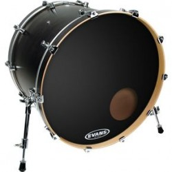 Pele Evans EQ3 Resonant Black 22''  - foto principal 1