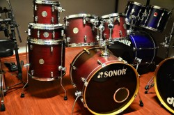 Bateria Sonor Force 2005 ( Shell Pack )  - foto principal 1