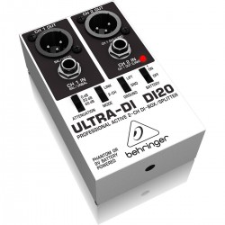 Direct BOX Behringer DI-20  - foto principal 1