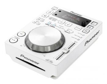 CDJ Pioneer 350 W White USB Rekordbox