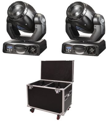 PAR de Moving Head ACME IM-575W2/FC + Case de Transporte **LIQUIDAÇÃO**  - foto 4