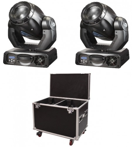 PAR de Moving Head ACME IM-575W2/FC + Case de Transporte **LIQUIDAÇÃO**  - foto principal 1