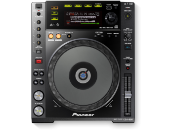 CDJ Pioneer 850 K Black USB Rekordbox