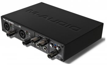 Interface de Áudio M-Audio PROFIRE 610