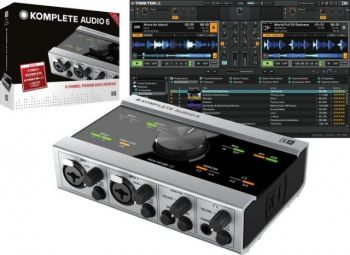 Interface Komplete Audio 6 Native Instruments