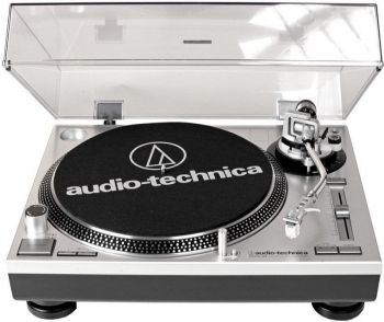 Toca Discos Audio Technica AT LP-120 USB (Direct Drive)