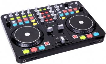 Controlador DJ Tech I MIX RELOAD MKII