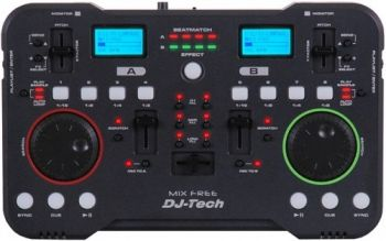 Controlador DJ Tech MIXFREE Wireless