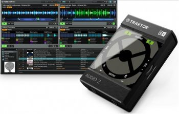 Interface de Audio Traktor Audio 2 Native Instruments