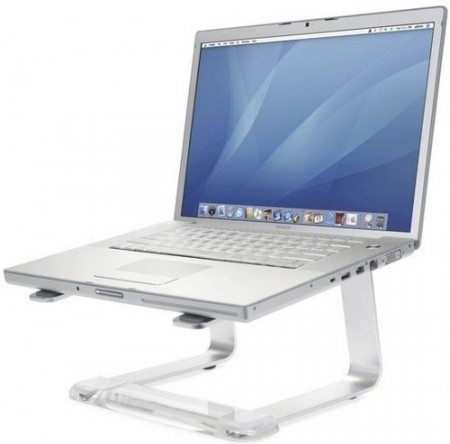 Suporte para Notebook CURV  S1 / S3 Laptop Stand Silver  - foto principal 2
