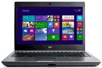Notebook Positivo Unique 1060 AMD® Vision™ Dual Core RAM 4GB HD500GB + Windows 8  - foto 5