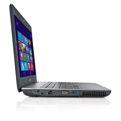 Notebook Positivo Unique 1060 AMD® Vision™ Dual Core RAM 4GB HD500GB + Windows 8  - foto principal 2