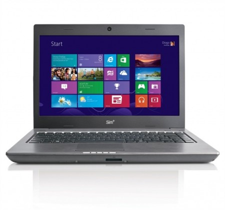 Notebook Positivo Unique 1060 AMD® Vision™ Dual Core RAM 4GB HD500GB + Windows 8  - foto principal 5