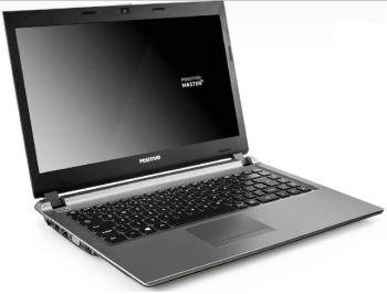 Notebook Positivo Master N120i Intel Core I3 RAM 4GB DDR3 e HD320 GB + Windows 7 Professional