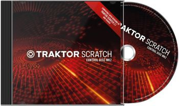 CDs Time Code Traktor Scratch Vinyl Mk2 Native Instruments